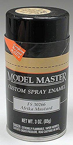 AFRIKA MUSTARD (FS 30266) 3oz. Spray Can by Testors Corp