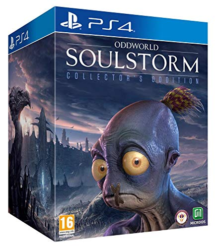 Oddworld Soulstorm Collector Edition (Playstation 4)