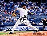 CC Sabathia New York Yankees Autographed 8