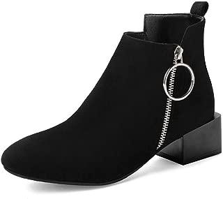 BalaMasa Womens ABS14027 Pu Boots