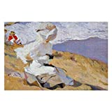 Joaquin Sorolla Capturing The Moment Puzzles for Adults, 1000 Piece Kids Jigsaw Puzzles Game Toys Gift for Children Boys and Girls, 20' x 30'