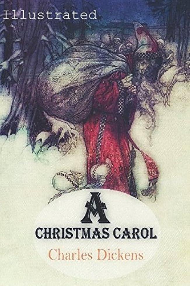 詩人コンサート年金A Christmas Carol (Illustrated)