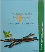 Mademoiselle de Margaux Dark Chocolate Twigs with Mint 125 gr