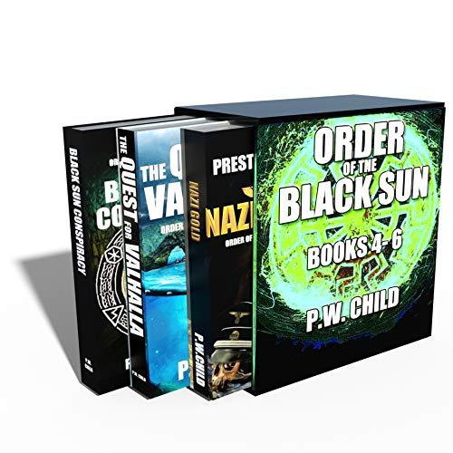 Order of the Black Sun Series: Books 4-6 (The Black Sun Series Boxset Book 2) (English Edition)