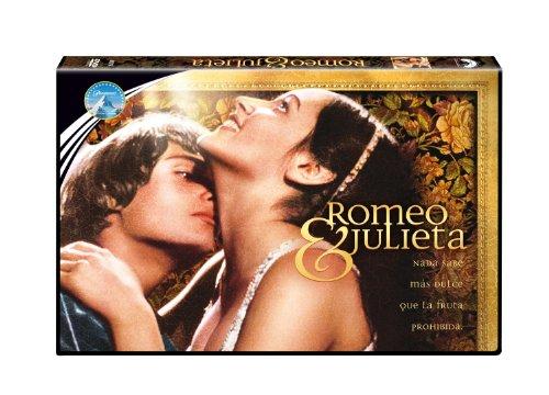Romeo Y Julieta (Edición Horizontal) [DVD]
