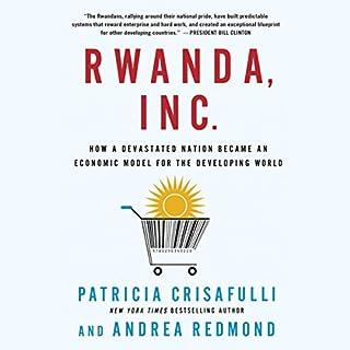 Rwanda, Inc. audiobook cover art