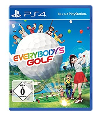 Everybody's Golf Standard Edition