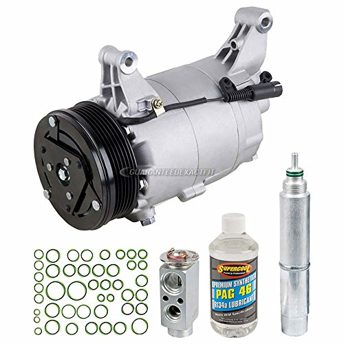 AC Compressor & A/C Kit For Mini Cooper R50 R52 R53 2002 2003 2004 2005 2006 2007 - BuyAutoParts 60-80365RK New