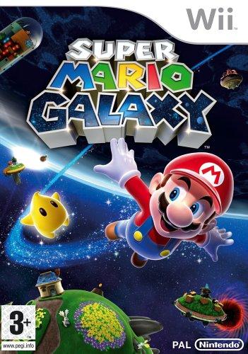 Super Mario Galaxy Wii (Nintendo Wii)