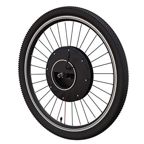E-bici Kit De Conversión Bicicleta Eléctrica Kit De Conversión Con Batería Inalámbrica O Por Cable Sólo Un Todo En Un Kit De Conversión Eléctrica De La Bici ( Color : V APP control , Size : 27.5 in )