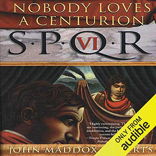 Couverture de SPQR VI: Nobody Loves a Centurion