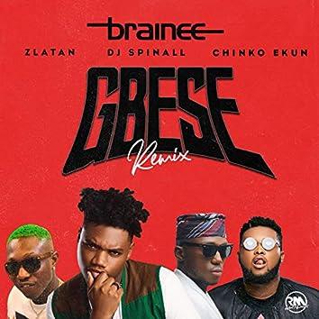Gbese (Remix) [feat. Zlatan, DJ Spinall & Chinko Ekun]