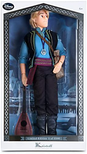 Disney Exclusive Limited Edition Frozen Kristoff 18 Doll by Frozen Movie