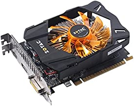 ZOTAC GeForce GTX 750Ti 2GB GDDR5 PCI Express 3.0 DVI HDMI DisplayPort Video Graphics Card (ZT-70605-10M)
