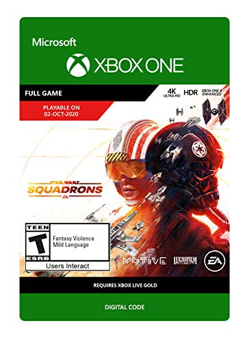 Star Wars: Squadrons – Xbox One [Digital Code]