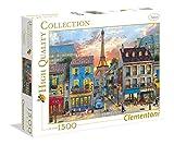 Streets of Paris - puzzle