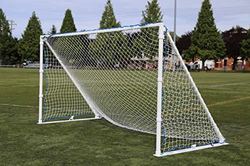 Portable, Aluminum Soccer Goal by Farpost,...