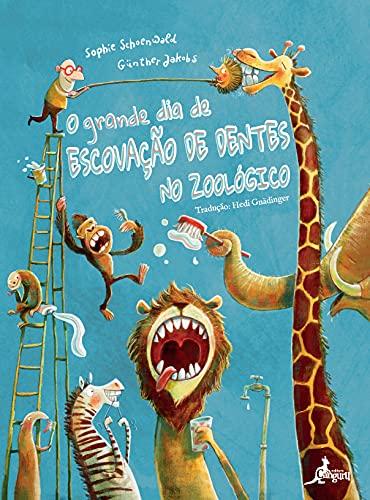 O Grande dia de Escovação de Dentes no Zoológico