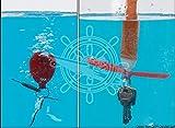 Osculati Portachiavi autogonfiabile FLO-Up (Self-Inflating Keyring)