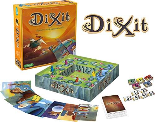 Asmodee – Libellud 200706 – Dixit – Spiel des Jahres 2010 - 5