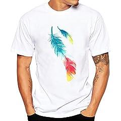 Tefamore Camiseta Gato de Boxeo con Estampado de 2019 Verano Calaveras para Hombre
