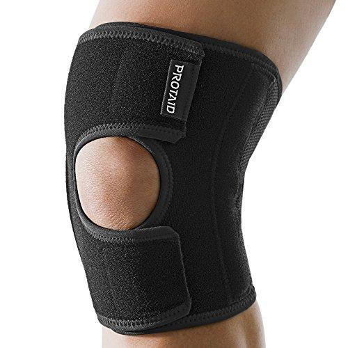 【Amazon.co.jp 限定】PROTAID(プロテイド) 膝 サポーター 薄型 関節 固定 保護 男女兼用 左右兼用 344103 L