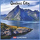 Quebec City 2021 Wall Calendar: Official Quebec City Canada Calendar 2021, 18 Months