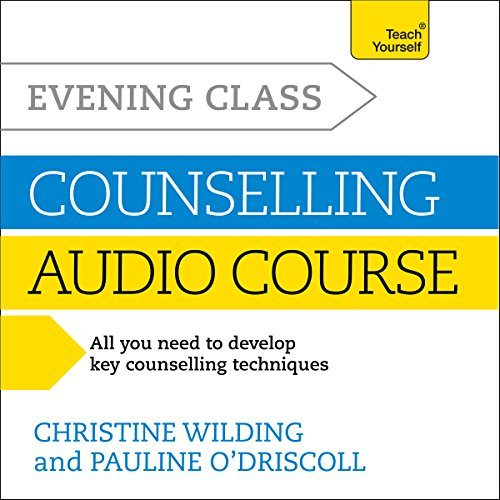 Evening Class Counselling audiobook cover art