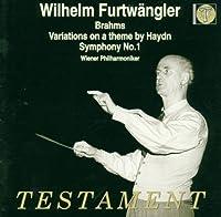 Brahms: Haydn Variations / Symphony No. 1 (1998-04-01)
