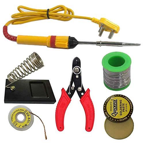 ikis Electric Soldering Iron Tool Kit