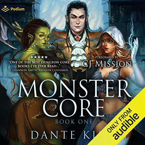 Monster Core cover art