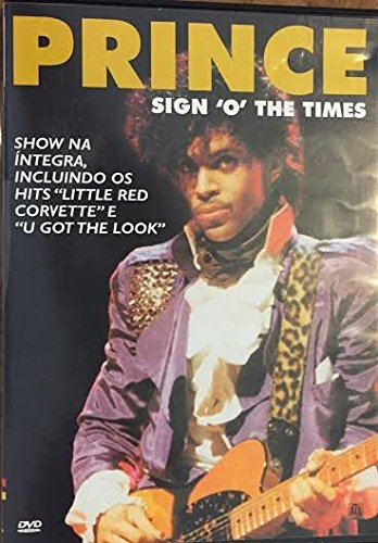 Sign O the Times [DVD] [Import]