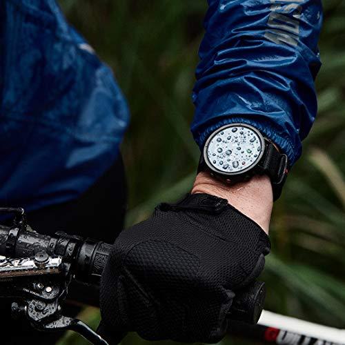 Polar Grit X – Robuste Outdoor-GPS-Uhr, Kompass, Höhenmeter, Strapazierfähigkeit auf Militärniveau für Wandern, Trailrunning, Mountainbiking – Extrem lange Akkulaufzeit - 5