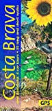 Costa Brava and Barcelona: 6 Car Tours, 55 Long and Short Walks (Landscapes) [Idioma Inglés] (Sunflower Walking & Touring Guide)