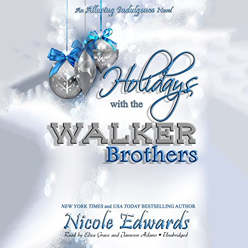 Holidays with the Walker Brothers audiobook cover art