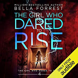The Girl Who Dared to Think 4: The Girl Who Dared to Rise Titelbild