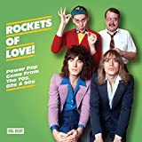 Various: Rockets of Love-Power Pop Gems 70s,80s,& 90s (Audio CD (Compilation))