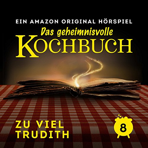 Zu viel Trudith audiobook cover art