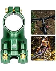 31,8 mm fietsstuur stuurpen, racefiets stuurpen, voor fiets fietsaccessoires racefietsstuur(green)