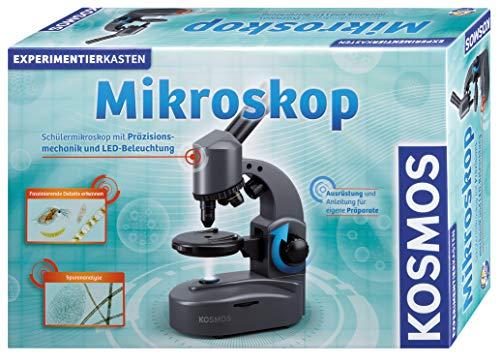 Kosmos Schüler Mikroskop-Experimentierkasten 635602 Erfahrungen & Preisvergleich