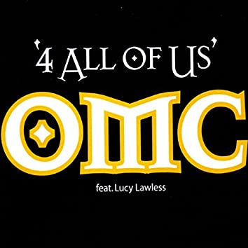 4 All of Us (feat. Lucy Lawless)