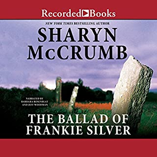 The Ballad of Frankie Silver audiobook cover art