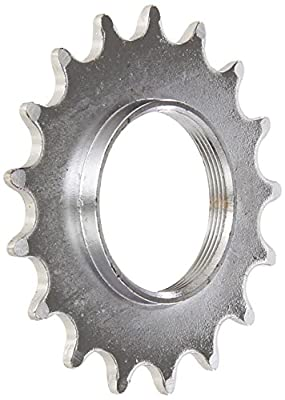 State Bicycle Fixed Gear/Fixie Bike Cog, Silver, 13T