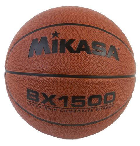 Mikasa BX1500 Composite Rubber Basketball UltraTack Official Size