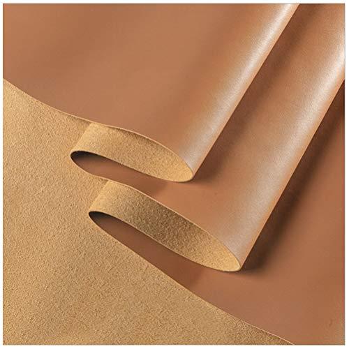SSYBDUAN Möbelstoff Premium Bezugsstoff Zum Heavy Duty Kunstleder Qualität Strapazierfähig Neue Weiche Textur Gefühl Kunstleder PU-Material Polster Strukturiertes Material