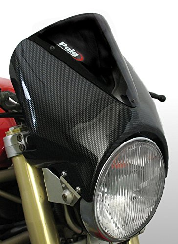 Windschutz-Scheibe Puig VI z.B. Ducati Monster 600 (M3) 1999- CAR Cockpit-Scheibe
