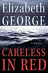 Books Set in Cornwall: Careless in Red (Inspector Lynley #15) by Elizabeth George. Visit www.taleway.com to find books from around the world. cornwall books, cornish books, cornwall novels, cornwall literature, cornish literature, cornwall fiction, cornish fiction, cornish authors, best books set in cornwall, popular books set in cornwall, books about cornwall, cornwall reading challenge, cornwall reading list, cornwall books to read, books to read before going to cornwall, novels set in cornwall, books to read about cornwall, cornwall packing list, cornwall travel, cornwall history, cornwall travel books