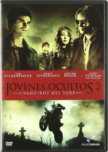 Jovenes ocultos 2: Vampiros del surf [DVD]