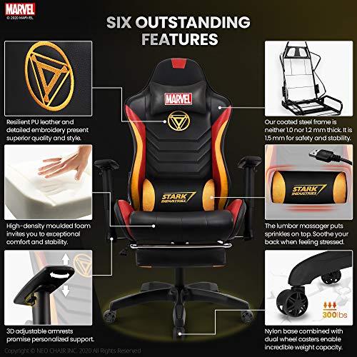 Marvel Avengers Gaming Chair