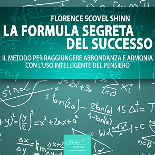 La formula segreta del successo [The Secret Door to Success]  Titelbild